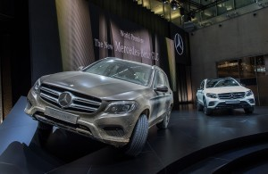 Mercedes-Benz GLC HD pic