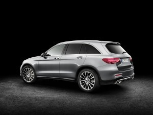 Mercedes-Benz GLC 350e 4MATIC, tuned
