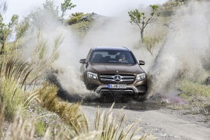 2015 Mercedes-Benz GLC 220d 4MATIC