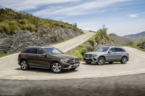 Mercedes-Benz GLC 2015 High resolution