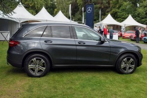 Mercedes-Benz GLC 2015 side