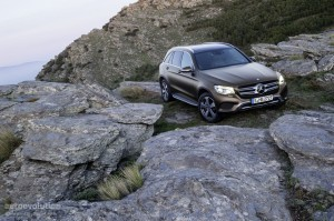 Mercedes-Benz GLC 2015 wallpaper