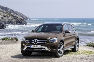 2016 Mercedes-Benz GLC images
