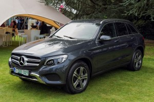 Mercedes-Benz GLC 2015 Desktop