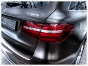 Mercedes-Benz GLC 2015 rear headlight