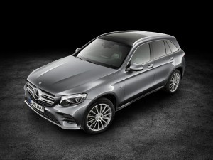 2015 Mercedes-Benz GLC 350e 4MATIC