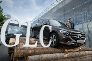 Mercedes-Benz GLC 2015 logo