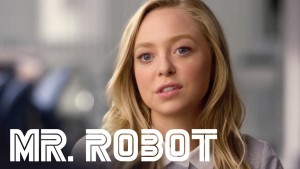 Mr. Robot blonde girl