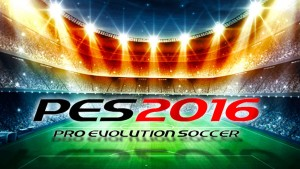 Symbol Pro Evolution Soccer 2016 wallpaper
