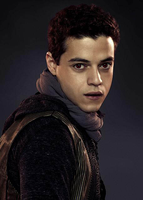 Rami Malek Android wallpaper