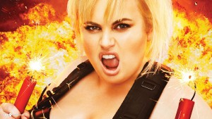 Rebel Wilson crazy