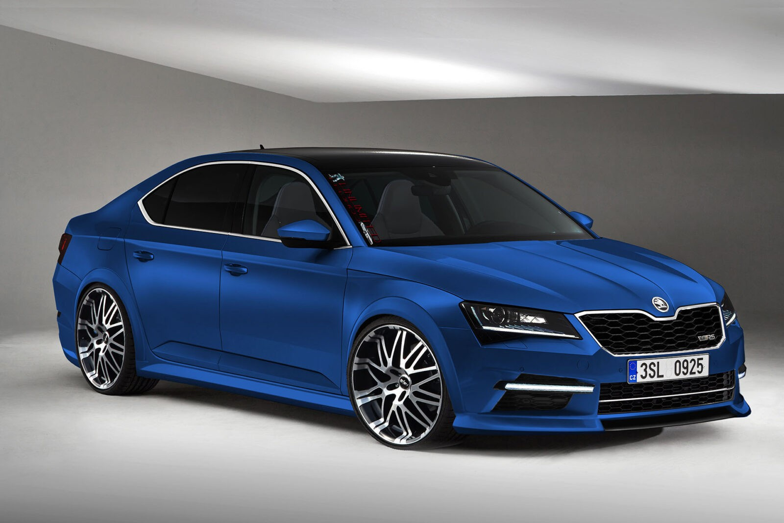 20 skoda superb 2015 2016 hd wallpapers download. Black Bedroom Furniture Sets. Home Design Ideas