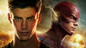 Barry Allen the Flash desktop