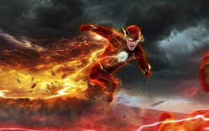 Barry Allen the Flash twister