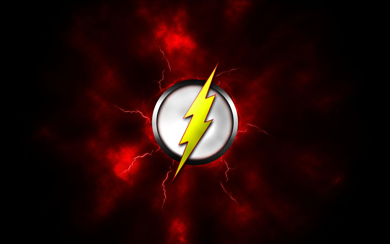 The Flash logo images