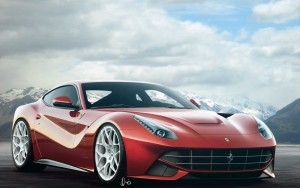 ferrari f12 berlinetta for computer