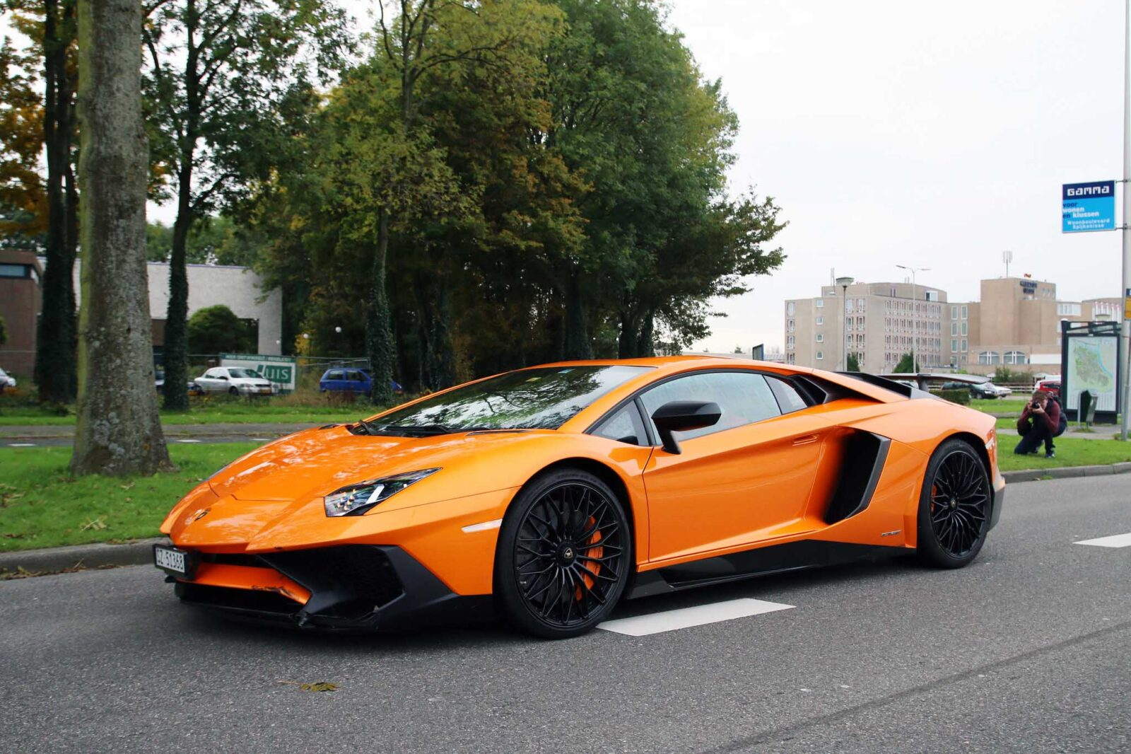 40+ Lamborghini Aventador wallpapers HD Desktop free download