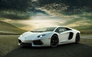 Lamborghini Aventador background HD