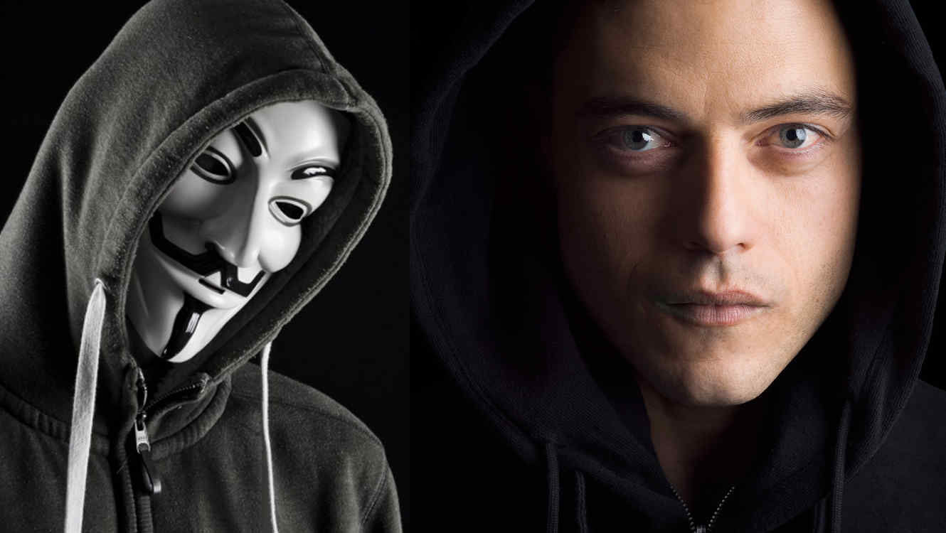 Mr. Robot Elliot Alderson for computer