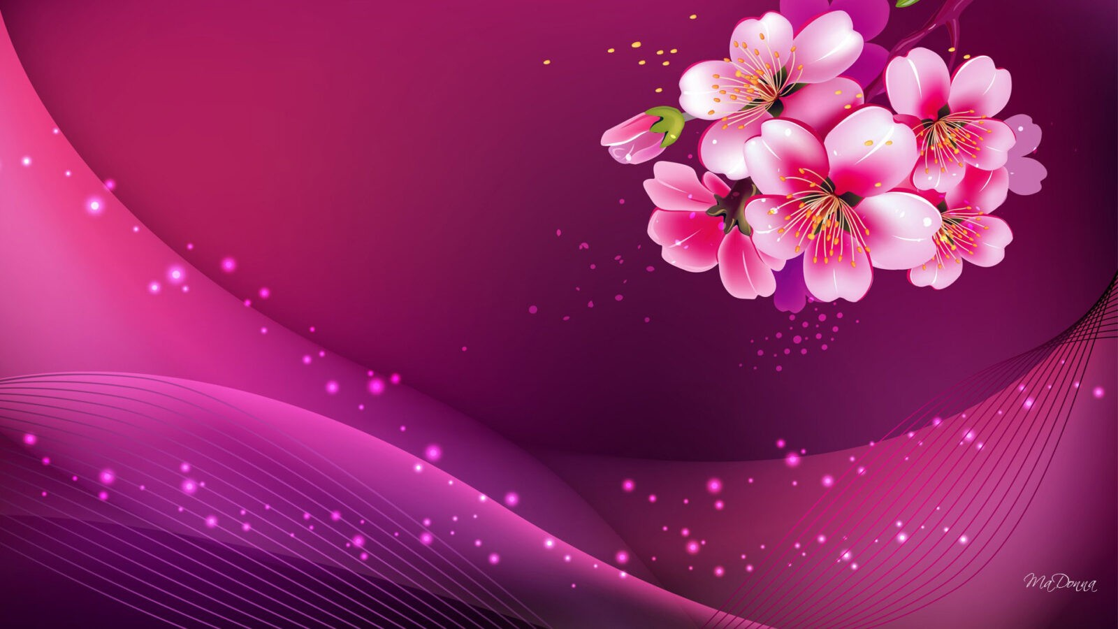 50 Ipad Air Wallpapers In High Definition For Free Download: 30+ Pink Abstract HD Wallpapers Download
