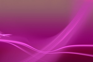 Two pink lines abstract image
