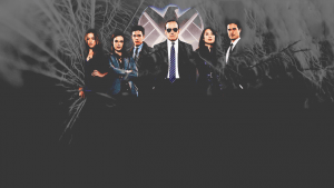 Agents of S.H.I.E.L.D team background
