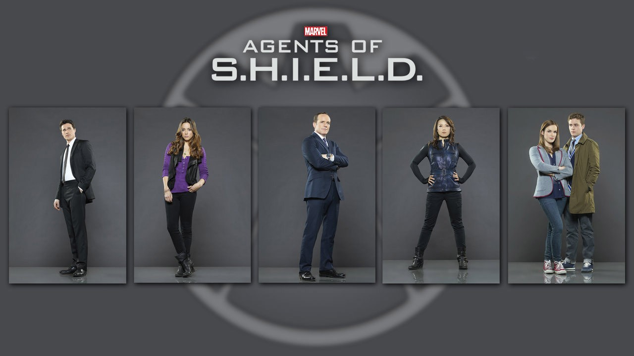 Agents of S.H.I.E.L.D characters photo