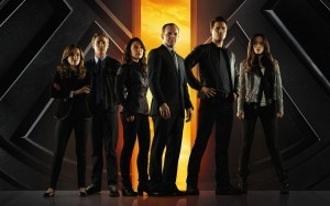 Agents of S.H.I.E.L.D wallpaper