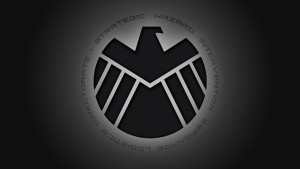 Agents of S.H.I.E.L.D logotype background