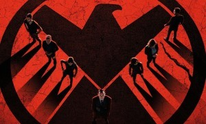 Agents of S.H.I.E.L.D red logo