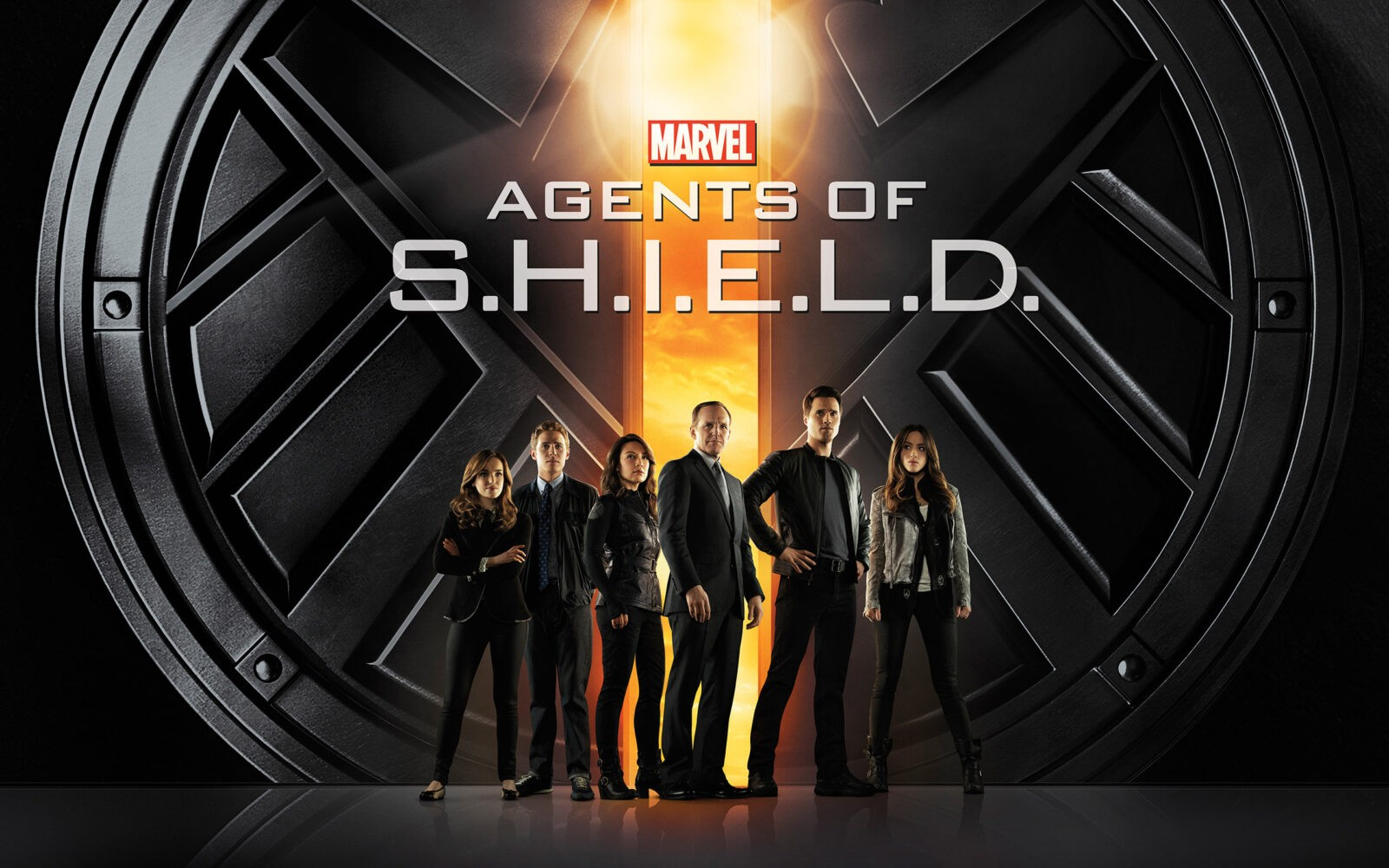 Agents of S.H.I.E.L.D 4k UltraHD wallpaper