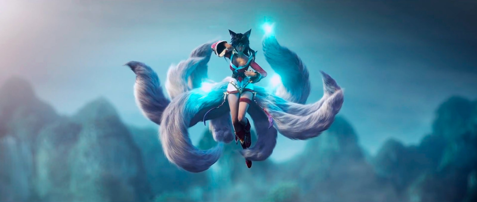 Ahri LOL wallpapers HD free Download