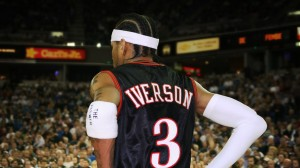 Allen Iverson High Resolution