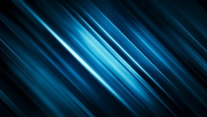 Blue abstract widescreen