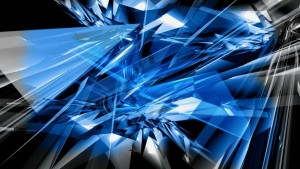 Blue abstract themes for PC