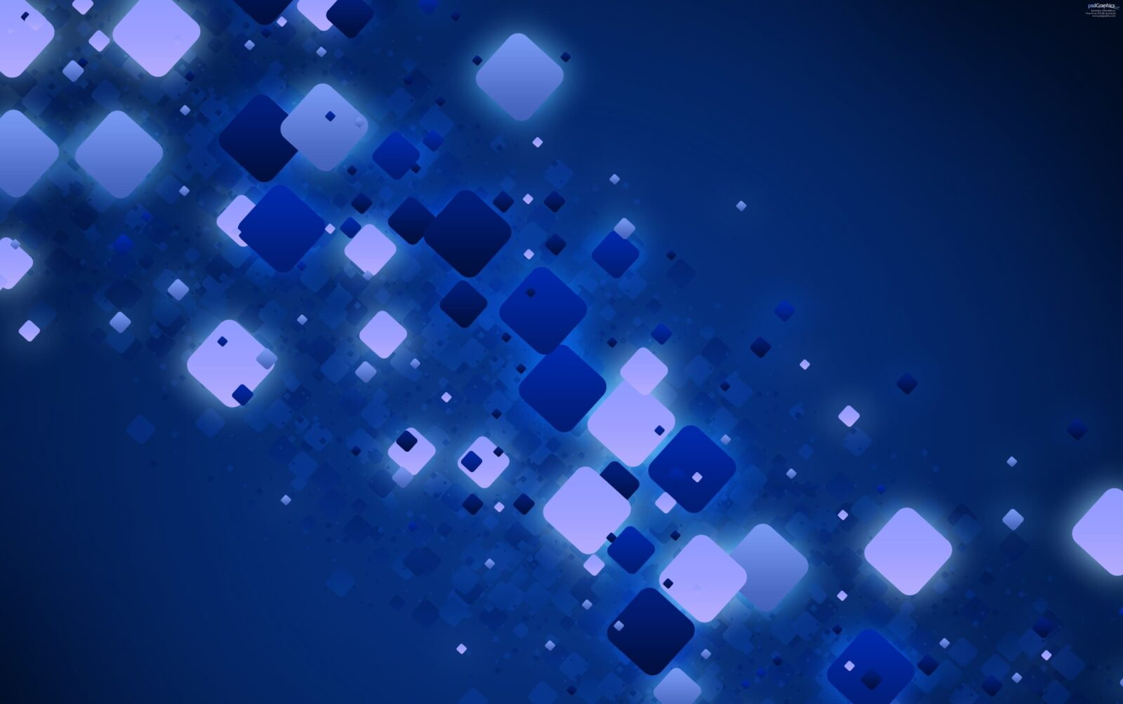photo of Blue abstract