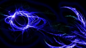 Blue abstract free background HD