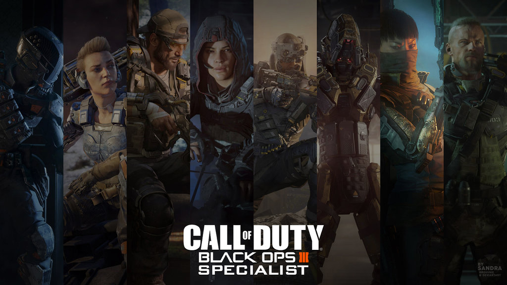 Call of Duty Black Ops 3 pictures