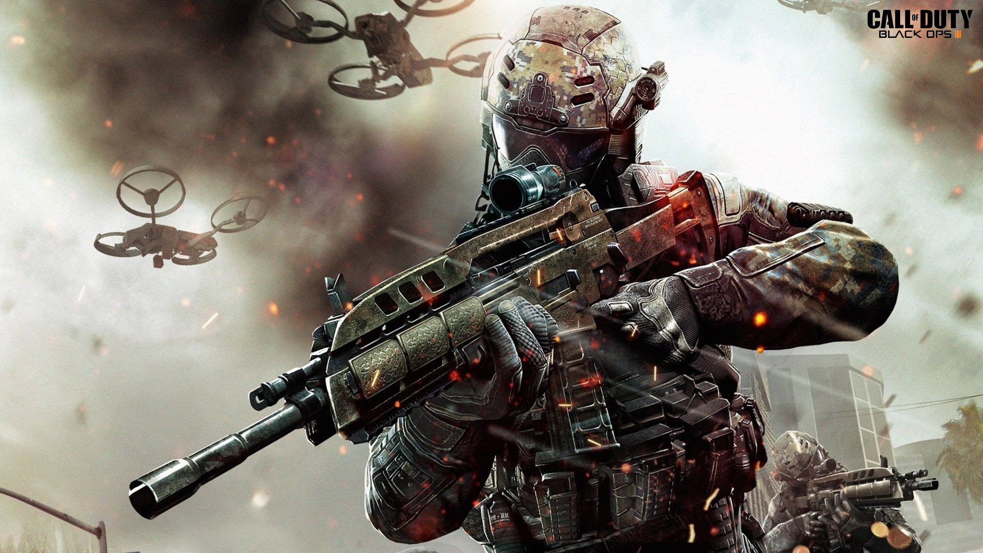 24+ Call of Duty Black Ops 3 wallpapers HD free Download