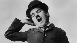 Picture of Charles Chaplin emotion