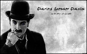 Charles Chaplin theme for PC