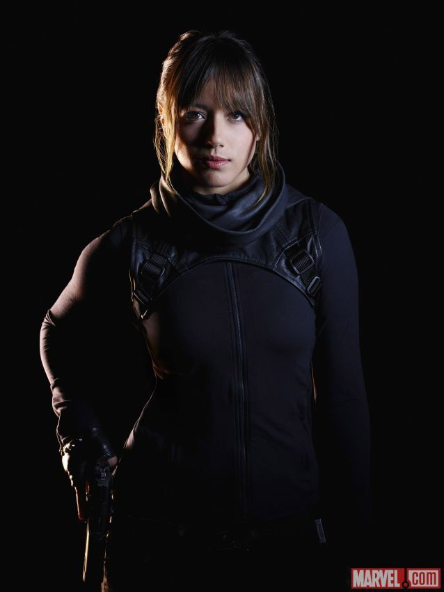 Chloe Bennet Android