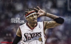 HD Cool Allen Iverson tattoo