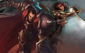 Darius lol full HD image