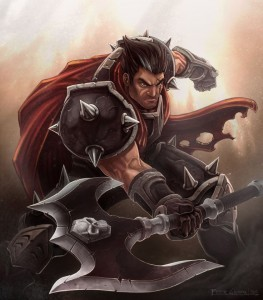 Cool Darius lol Android HD image