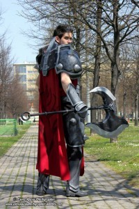 Photo of Darius lol cosplay