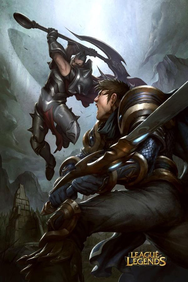 Best Wallpapers Darius League Of Legends For IPhone And Android