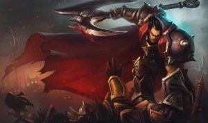 Darius lol wallpaper