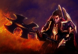 Darius lol themes for PC