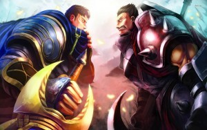 Darius lol HD for desktop